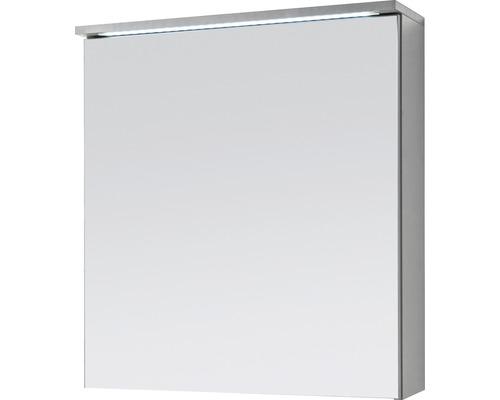 LED Spiegelschrank TWO 1 türig 60x68 cm