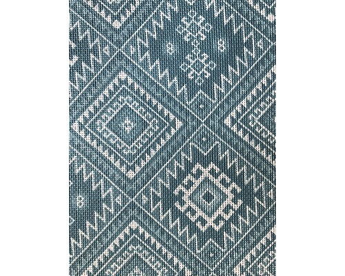 Tapis extérieur Kela turquoise 90x150 cm