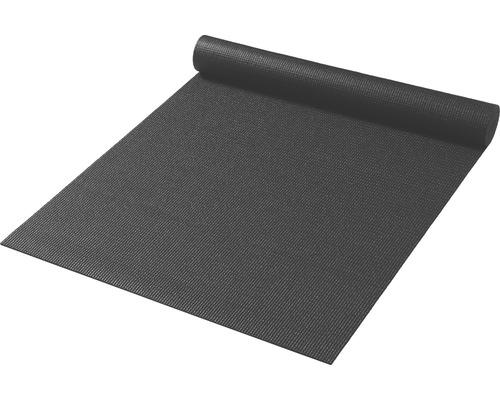 Tapis de fitness antidérapant Basic anthracite 60x180 cm