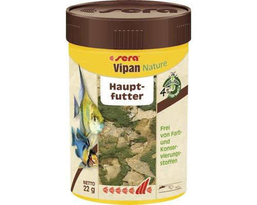 Hauptfutter sera Vipan Nature 100 ml