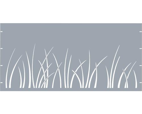 Élément principal GABIO Spring 180x90cm gris clair
