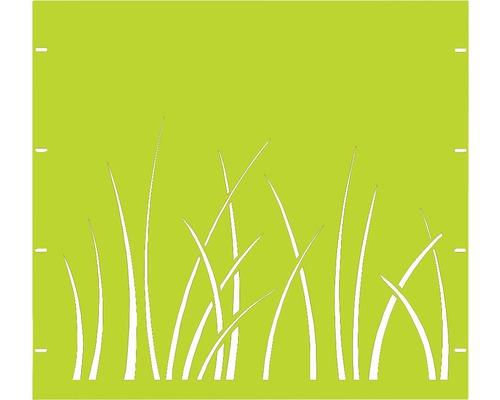 Élément partiel GABIO Spring 90x90cm vert tendance