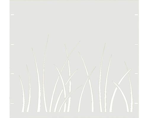Élément partiel GABIO Spring 90x90cm blanc