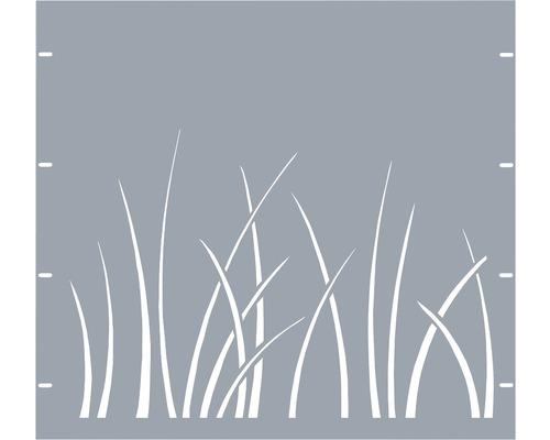 Élément partiel GABIO Spring 90x90cm gris clair