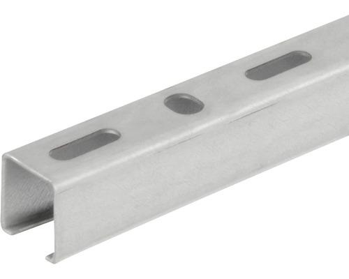 Rail de montage 28x30x1000mm