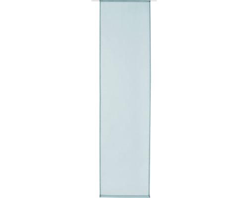 Schiebegardine Voile mint 60x245 cm