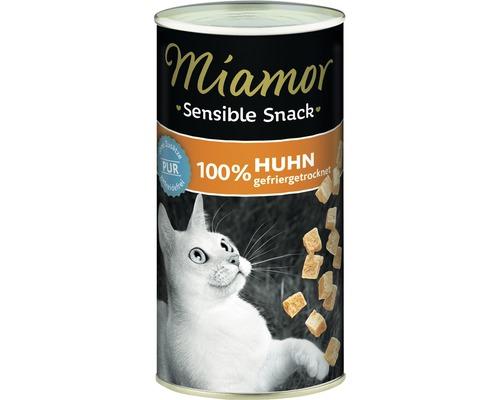 Friandise pour chat Miamor Sensible poulet pur 30 g