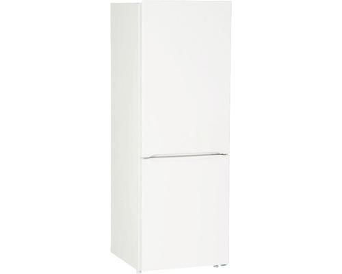 Réfrigérateur-congélateur PKM KG 230.4A+++W lxhxp 49.5 x 143 x 56.2 cm compartiment de réfrigération 122 l compartiment de congélation 53 l