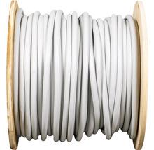 Câble sous gaine NYM-J 5x10 mm², tambour pro 100 m gris-thumb-0