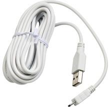 Câble micro USB 3 m MOTION Smart Home pour stores Soluna-thumb-0