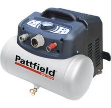 Compresseur Pattfield 6L PE-1506 avec accessoires-thumb-0
