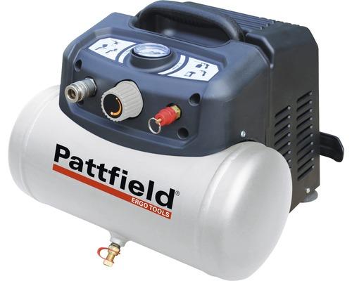 Kompressor Pattfield 6L PE-1506 inkl. Zubehör
