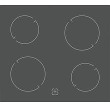 Ensemble cuisinière PKM BIC5 I-GK-IX3xavec plaque de cuisson vitrocéramique-thumb-2