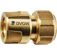 """Élément de tuyau plus GEKA laiton homologué DVGW (Société Allemande de l'Industrie du Gaz et des Eaux) 3/4""""-thumb-0"""