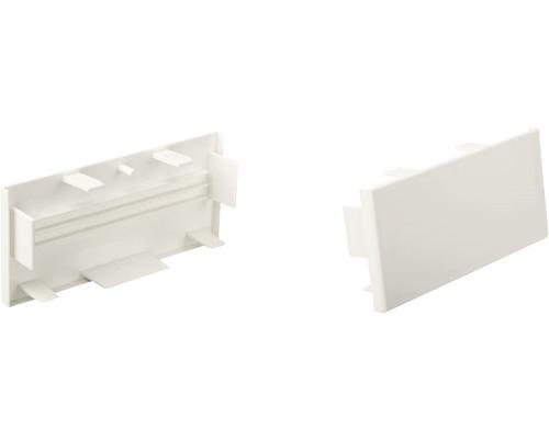 Embout pour goulotte d''installation 110x60 mm blanc pur 1 pièce ROTH LANGE