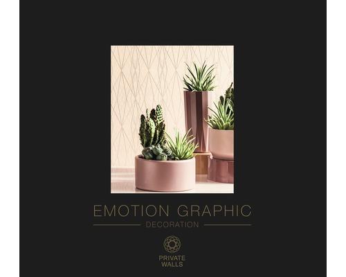 Prêt de catalogue de papiers peints Emotion Graphic