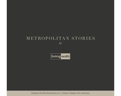 Prêt de catalogue de papiers peints Metropolitan Stories