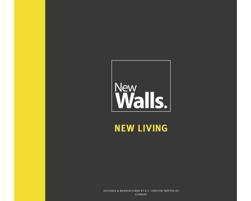 Prêt de catalogue de papiers peints New Walls