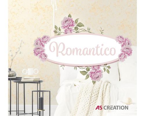 Prêt de catalogue de papiers peints Romantico