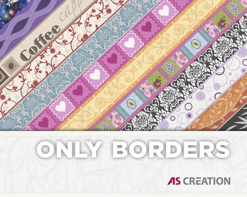Prêt de catalogue de papiers peints Only Borders 10