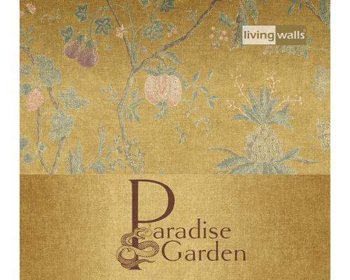 Prêt de catalogue de papiers peints Paradise Garden