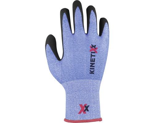 Gants de travail KinetiXx X-Blue Cut taille M