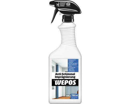 Imprégnation anti-moisissures Wepos 750ml
