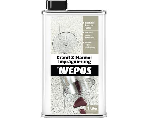 Imprégnation granit et marbre Wepos 1000ml-0