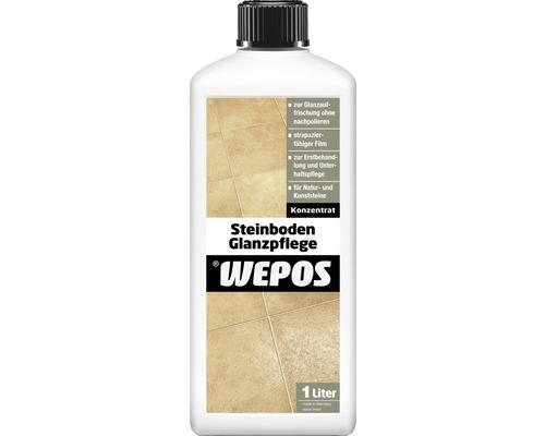 Produit lustrant pour sols en pierre Wepos 1000ml-0