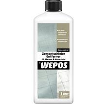 Enlève-voile de ciment pour pierre naturelle et marbre Wepos 1000ml-thumb-0