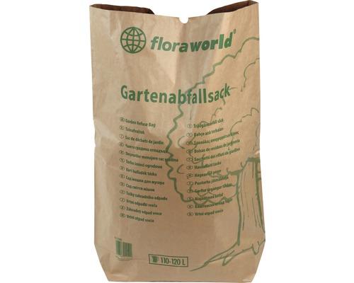 Sac en papier pour déchets verts 110 - 120l