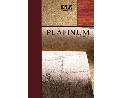 Prêt de catalogue de papiers peints Platinum