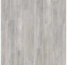 Planche vinyle Dryback Land Oak Grey, à coller, 23x150cm-thumb-0