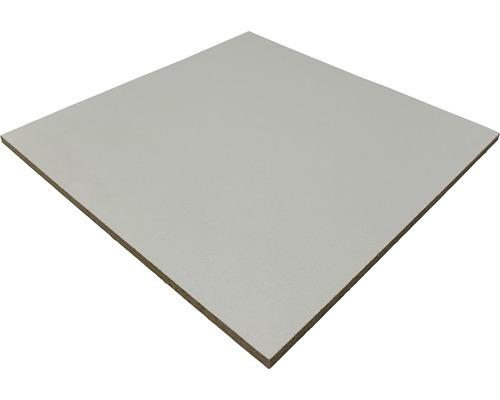 Panneau MDF fin un côté blanc dimensions fixes 800x600x3mm-0