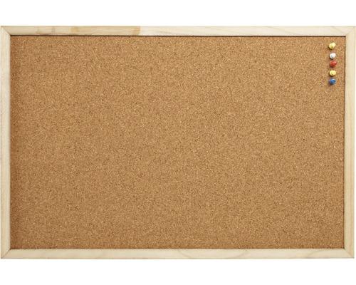 Tableau pense-bête en liège 40x60 cm