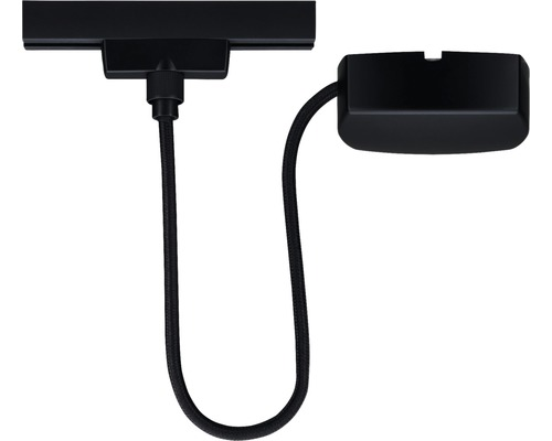 Alimentation par câble URail Paulmann 1 m max. 1.000W noir mat 230V