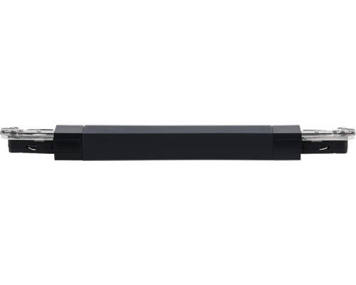 Connecteur flexible II URail Paulmann max. 1.000 W noir mat 230V