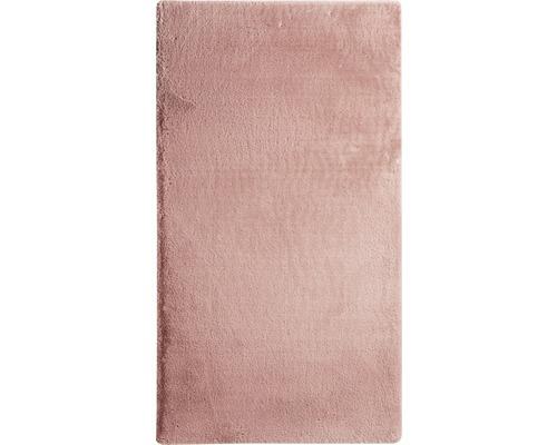 Tapis Romance rose 80x150 cm