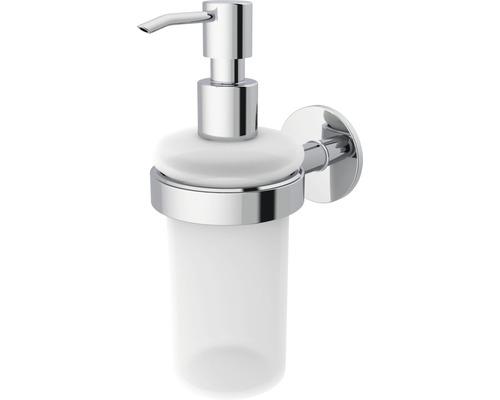 Distributeur de savon Lenz Zen chromé