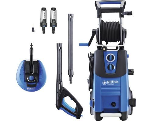 Hochdruckreiniger Nilfisk Premium 190-12 Power inkl. Zubehör (Druck 190 bar, 650 l/h)