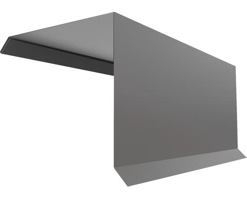 Bande de rive PRECIT anthracite grey RAL 7016 1 m