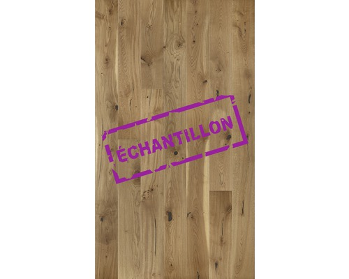 Échantillon parquet 14.0 chêne Toffee plancher de maison de campagne naturellement huilé