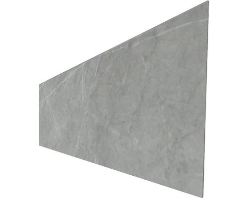 Profilé simple Stonefence céramique, granit