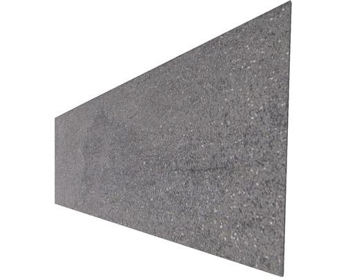 Profilé simple Stonefen céramique, anthracite
