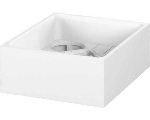 Soubassement pour receveur de douche pour OF Ida 75 x 90 cm