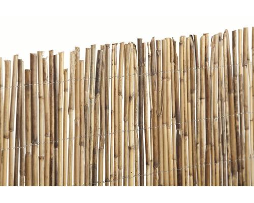 Occultation en bambou 100x300 cm