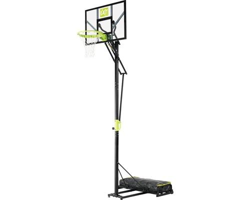 EXIT Polestar panier de basket noir réglable 230-305 cm