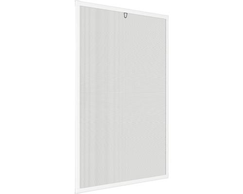Moustiquaire cadre de fenêtre en alu home protect blanc 100x120cm
