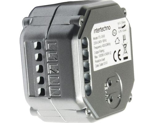 Interrupteur radio bi-canal Intertechno ITL-2000