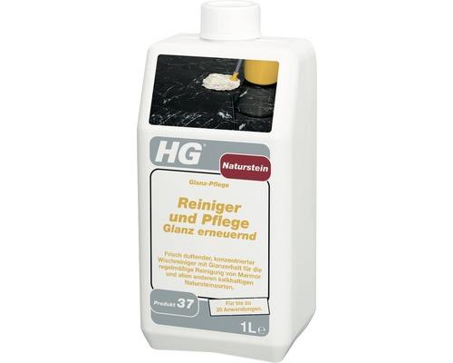 Nettoyant et produit d''entretien lustrant pour pierre naturelle HG 1000ml